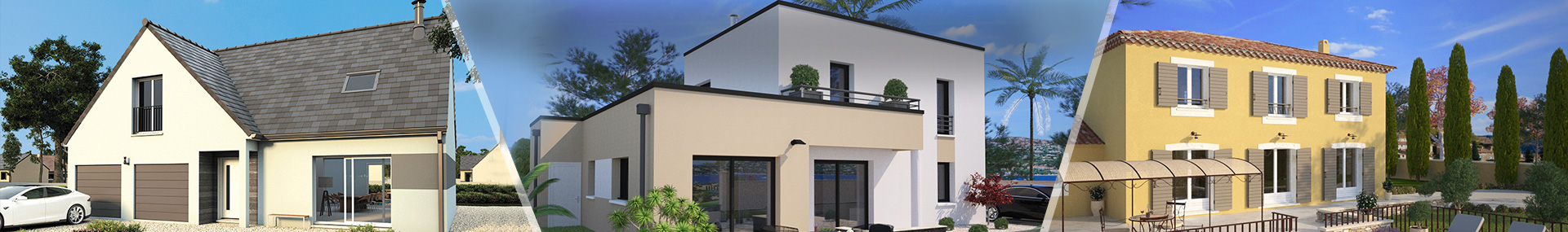 Réalisez votre projet de construction avec Maisons France Confort