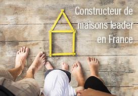 Maisons France Confort, constructeur de maisons individuelles