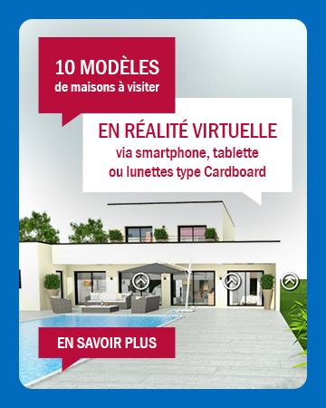 Votre maison en réalité virtuelle