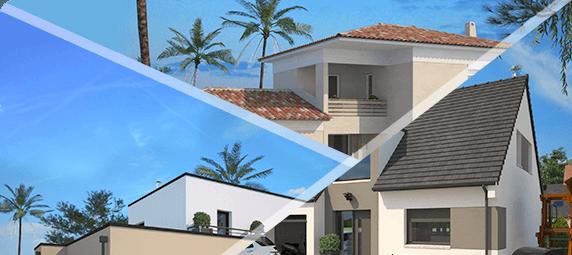 Découvrez les modèles de maisons de Maisons France Confort