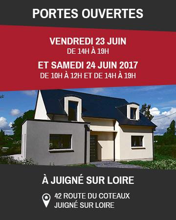 Portes Ouvertes Maisons Bernard Jambert Juin 2017