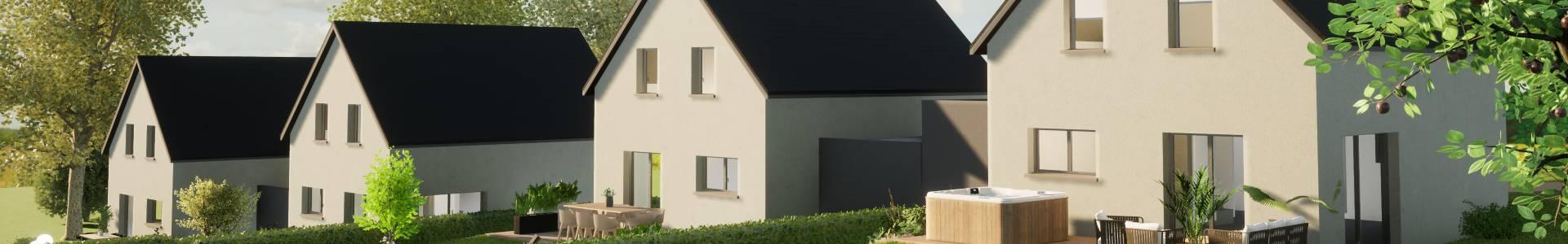7 maisons neuves à Alteckendorf