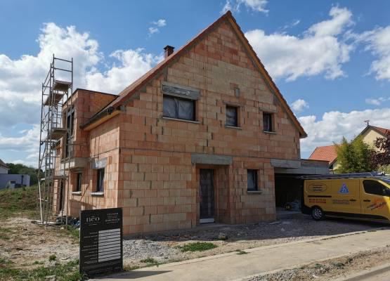Réalisation d'une maison de 175m² à Andolsheim