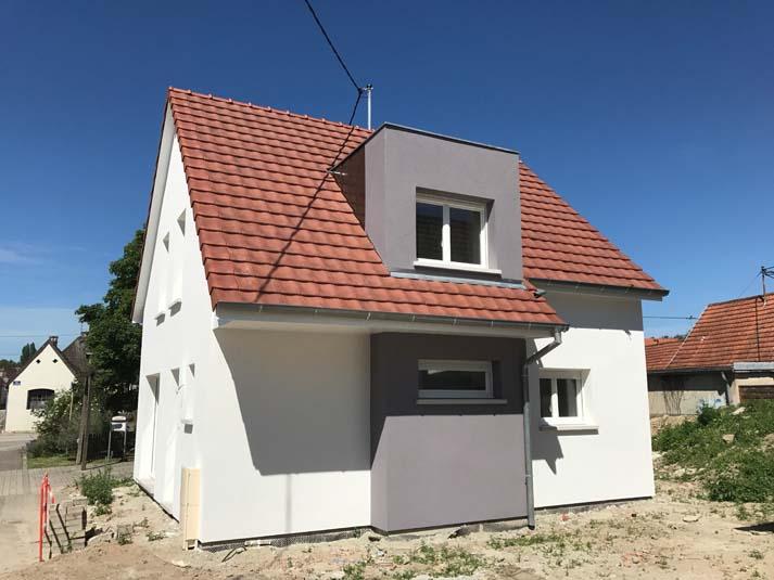 Maison à Beinheim