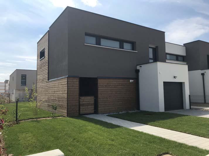 Maisons à Colmar