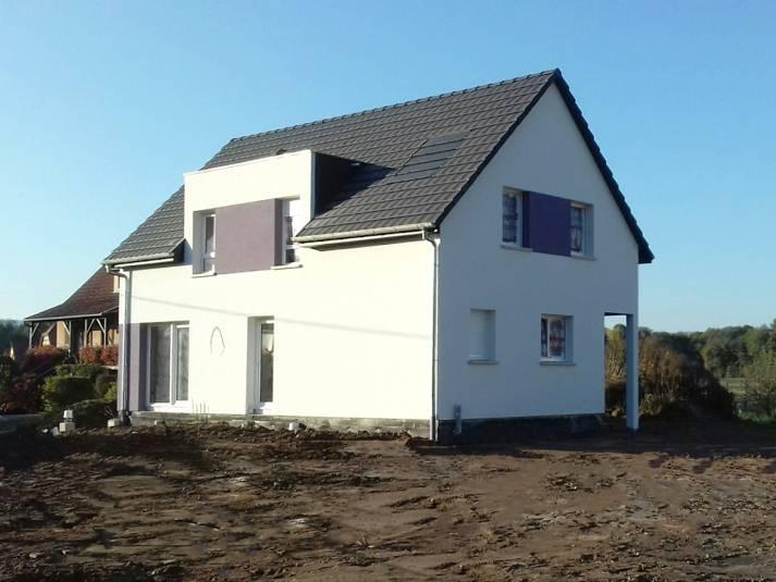 Maisons à Illhaeusern