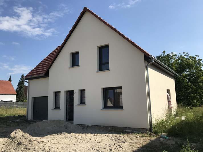 Maison à Osthouse