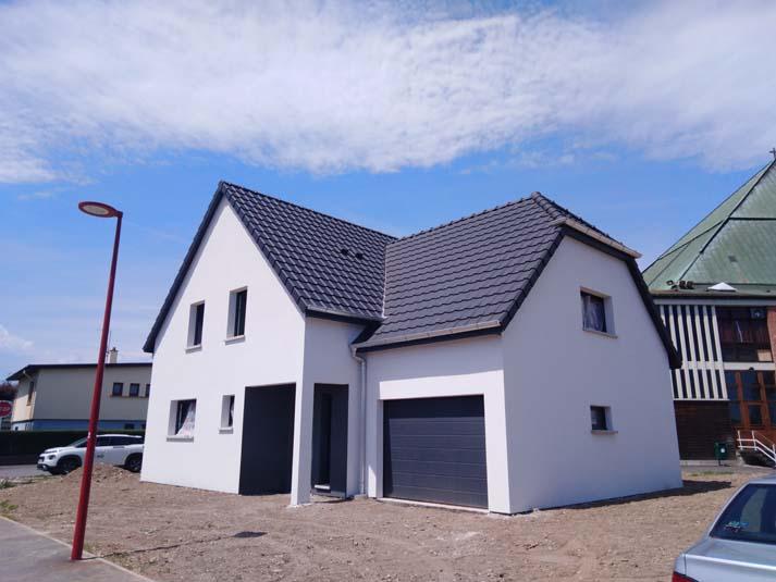 Maisons à Pulversheim