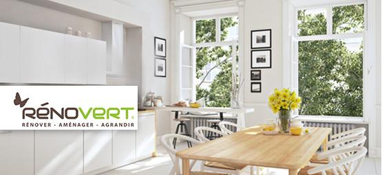 Rénovez votre maison avec Rénovert