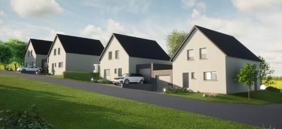 6 maisons à Alteckendorf