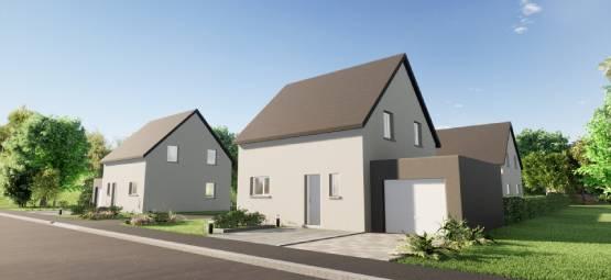 4 maisons à Hochfelden