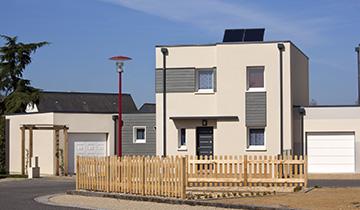 Découvrez nos maisons toit plat