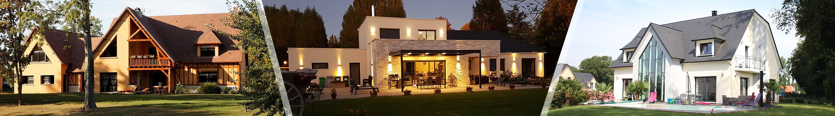 constructeur de maisons individuelles maisons extraco. Black Bedroom Furniture Sets. Home Design Ideas