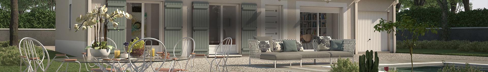 Une maison qui revendique son style avec Maisons Open
