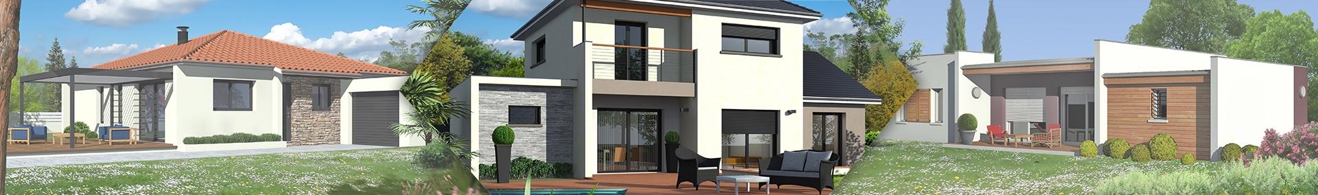 Découvrez les modèles de maisons Maisons Bruno Petit