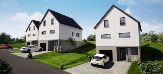 6 maisons à Pfaffenheim
