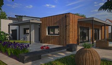 Découvrez nos maisons design