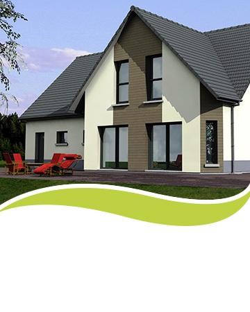 Constructeur de maisons individuelles - Maisons Les Naturelles