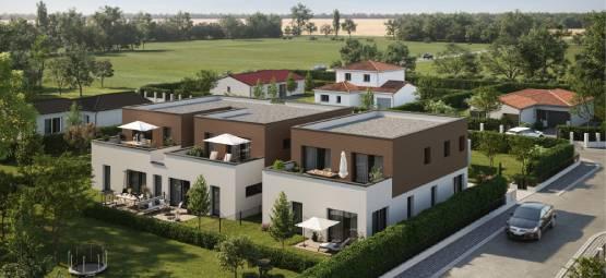 7 appartements neufs à Holtzwihr
