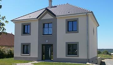 Découvrez nos maisons à toits noirs