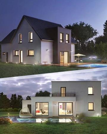 Découvrez tous nos modèles de maisons