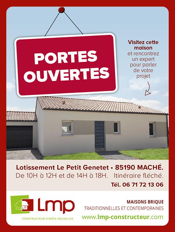 LMP vous accueille à Maché pour sa journée portes ouvertes 2017