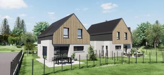 Construisez dans le quartier des maraîchers à Colmar