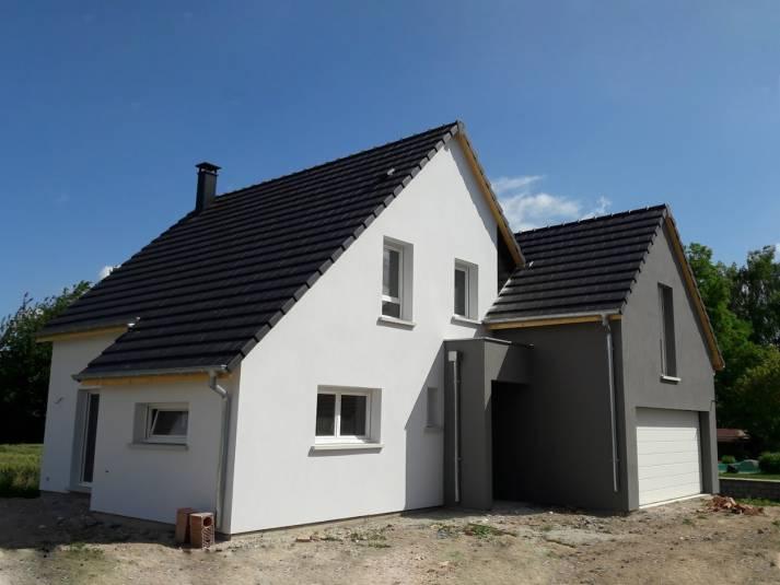 Maisons à Berstheim
