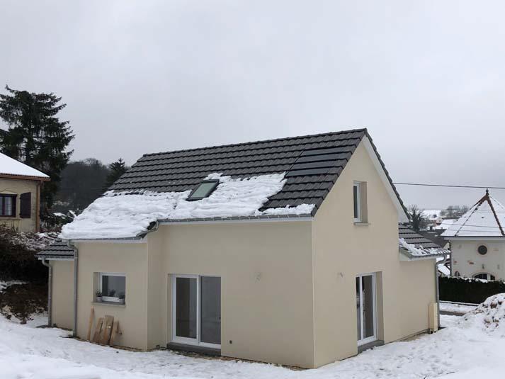 Maisons à Dorans