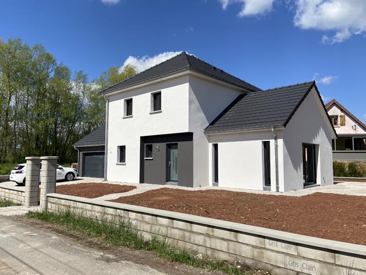 Maison à Fesches-le-Chatel