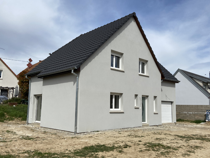 Maison à Griesheim-pres-Molsheim