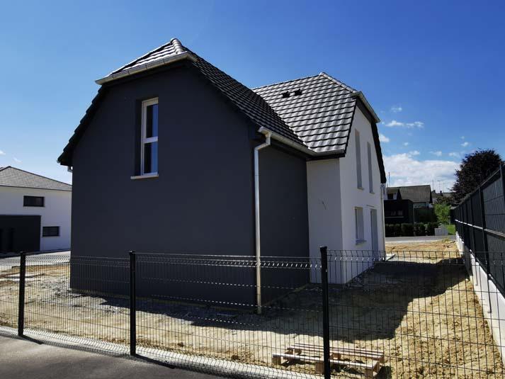 Maisons à Hagenthal