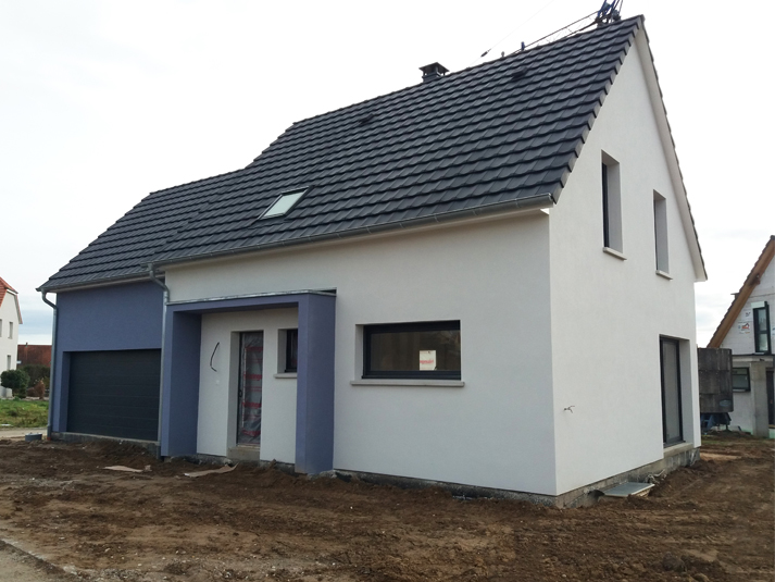 Maisons à Hatten