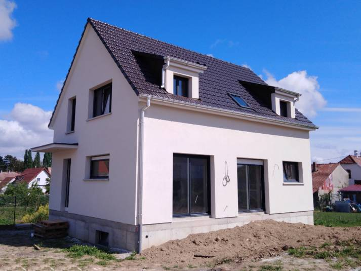 Maison à Merxheim