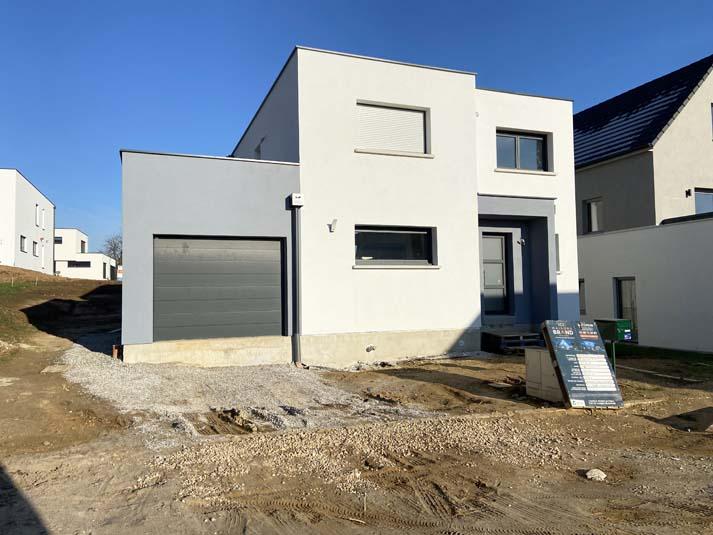 Maisons à Mommenheim