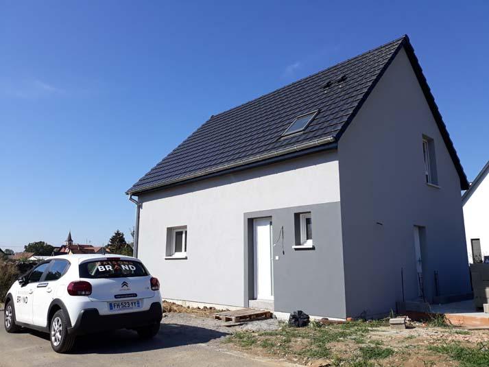 Maisons à Oberhergheim