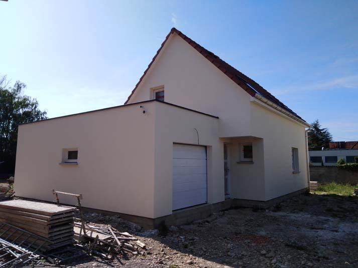 Maison à Rumersheim-le-haut