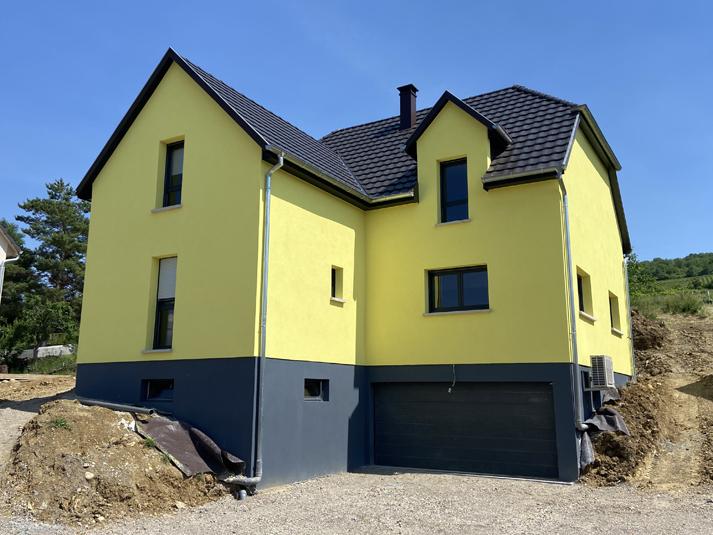 Maisons à Scharrarbergheim