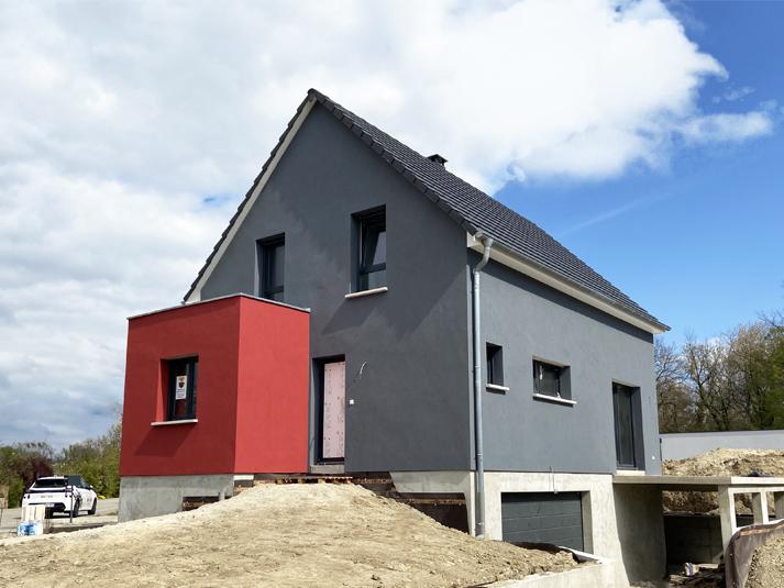 Maisons à Schoenau