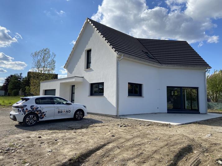 Maison à Steinbrunn Le Bas