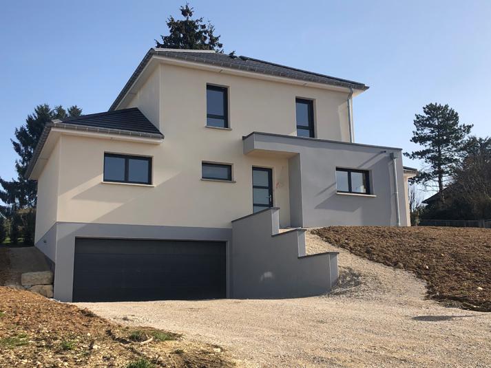 Maisons à Voujeaucourt