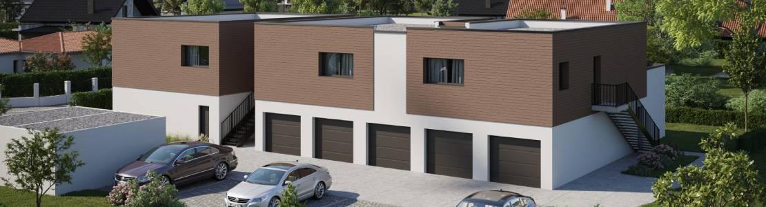 7 appartements à Holtzwihr