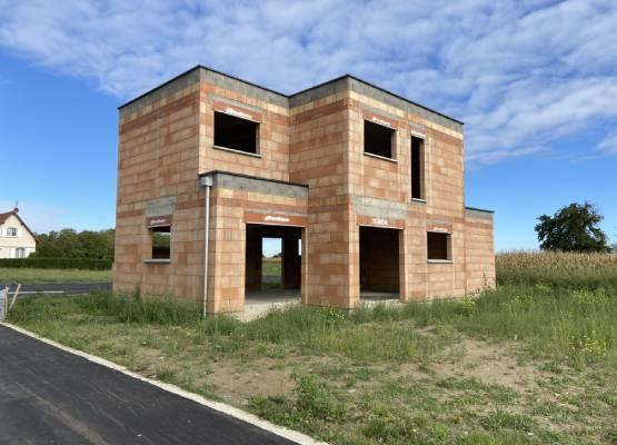 Réalisation d'une maison à Niffer