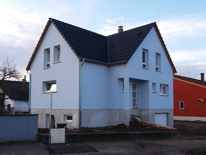 Maison à Betschdorf