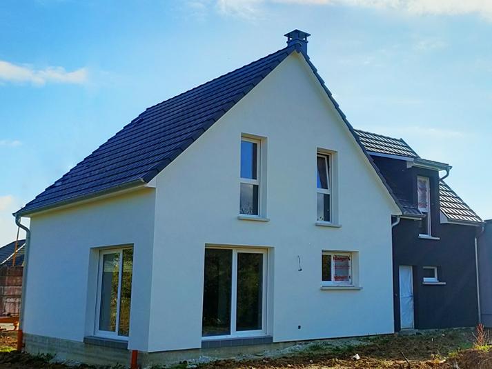 Maisons à Dieffenbach-les-Woerth