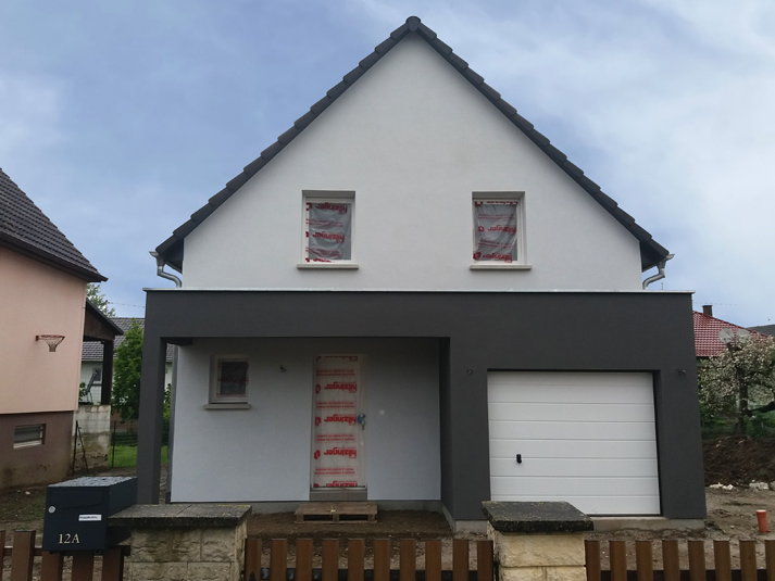 Maisons à Kauffenheim
