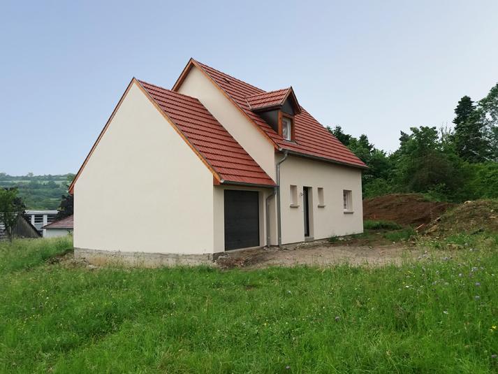 Maison à Marmoutier