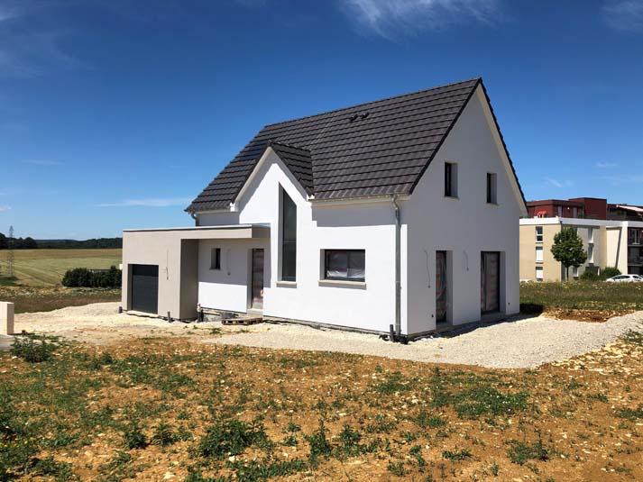 Maisons à Montbeliard