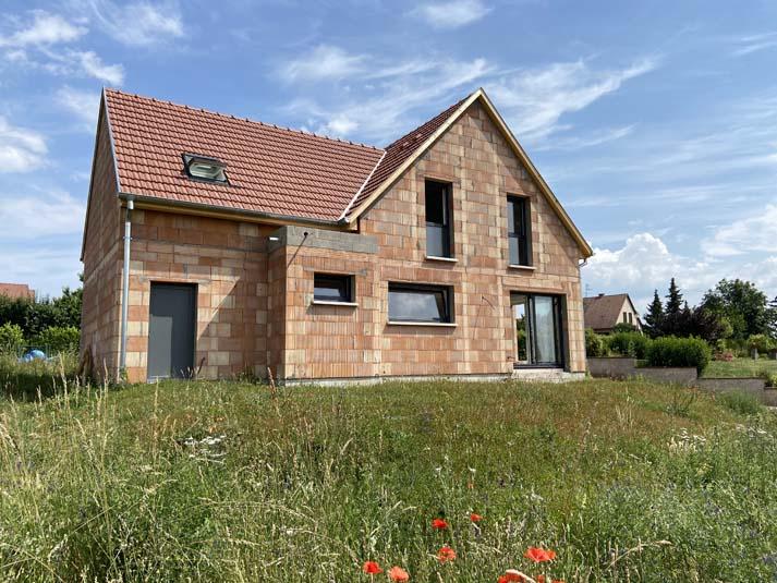 Maisons à Osthoffen