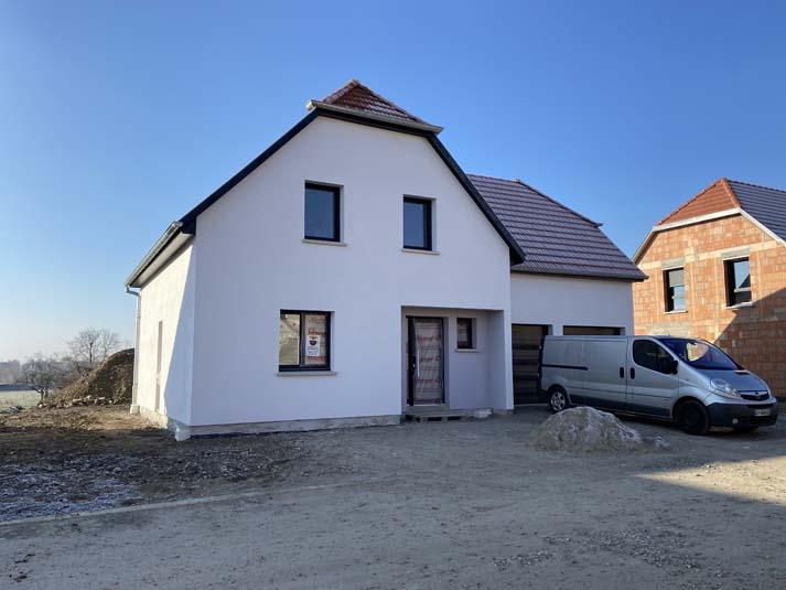 Maisons à Osthouse